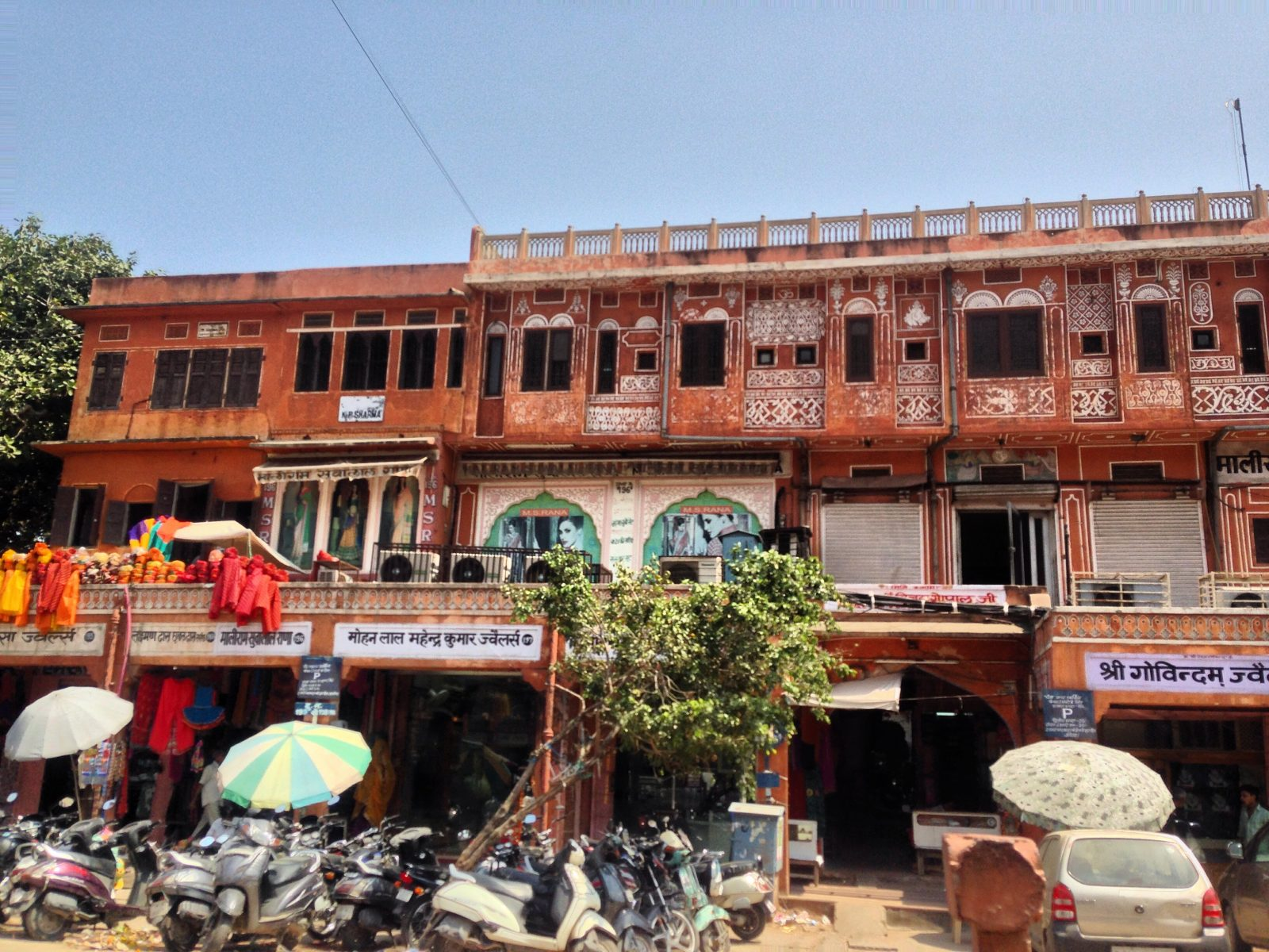 2 Days in the Pink City of Jaipur