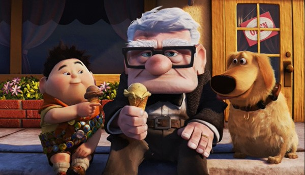 "3 Day Quote Challenge: Day 2 (AKA the ""Up"" Appreciation Post)"