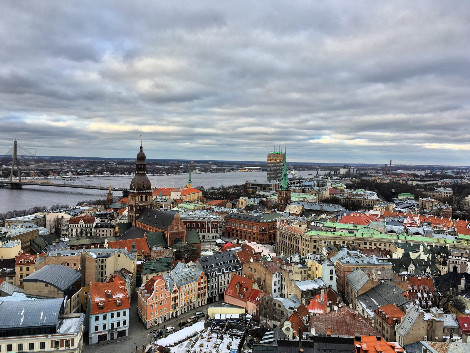 In Pictures: 48 Hours in Riga