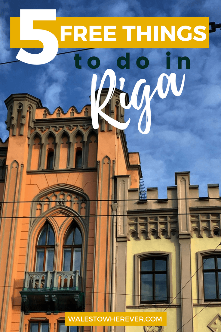 The Baltics are beautiful, and Riga is absolutely no exception. Check out this article to find out some of the best free things to do in Riga. #Riga #Latvia #TravelLatvia #RigaLatvia | Riga on a budget | Free things in Riga | Budget-friendly Riga | Tips for Latvia on a budget |