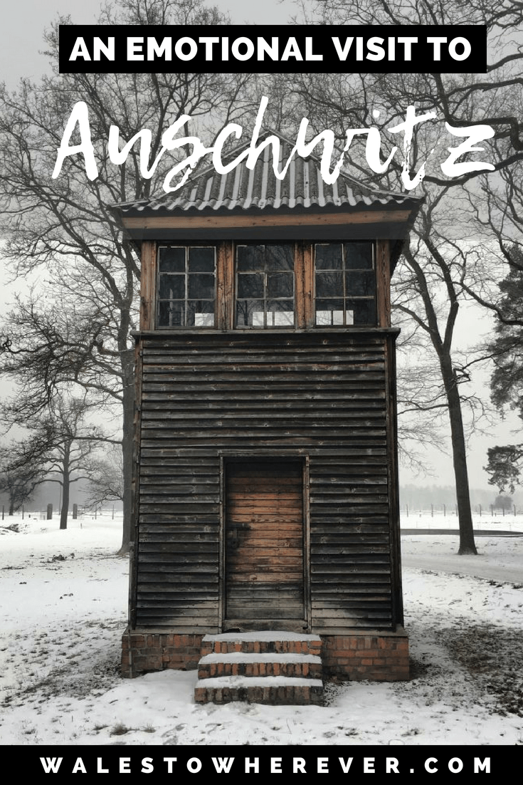Auschwitz is a difficult place to visit for so many reasons. Read this account of my trip to Auschwitz, and why I will go back. #Auschwitz #Poland #RememberingAuschwitz #Krakow #Travel #WorldWar2