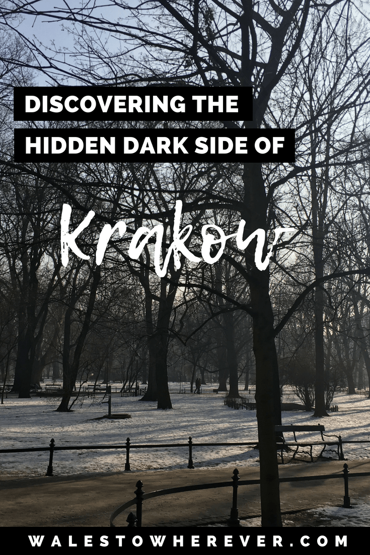 The Macabre Krakow Walking Tour Was Definitely A Pleasant Surprise For Me Before Arriving In Krakow The Only Thing I Knew That I Really Really Wanted To