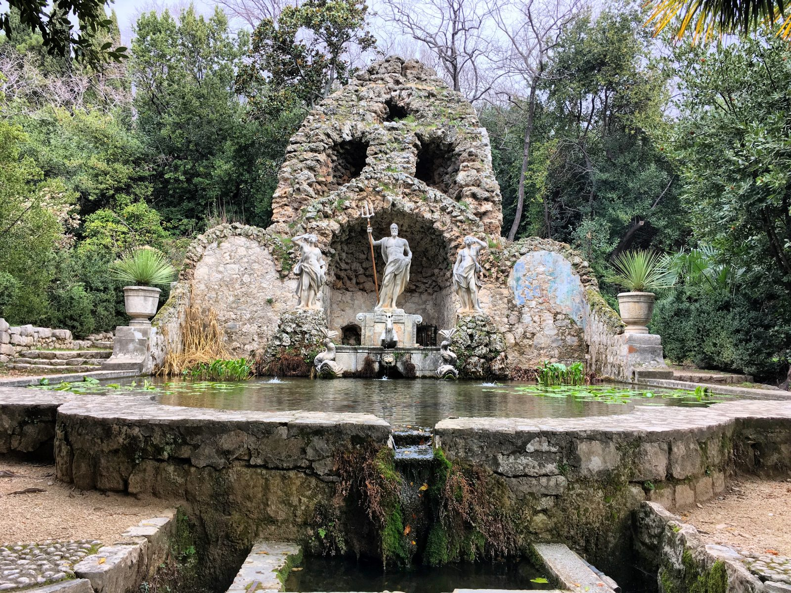 Trsteno Arboretum: The Palace Gardens of the Red Keep