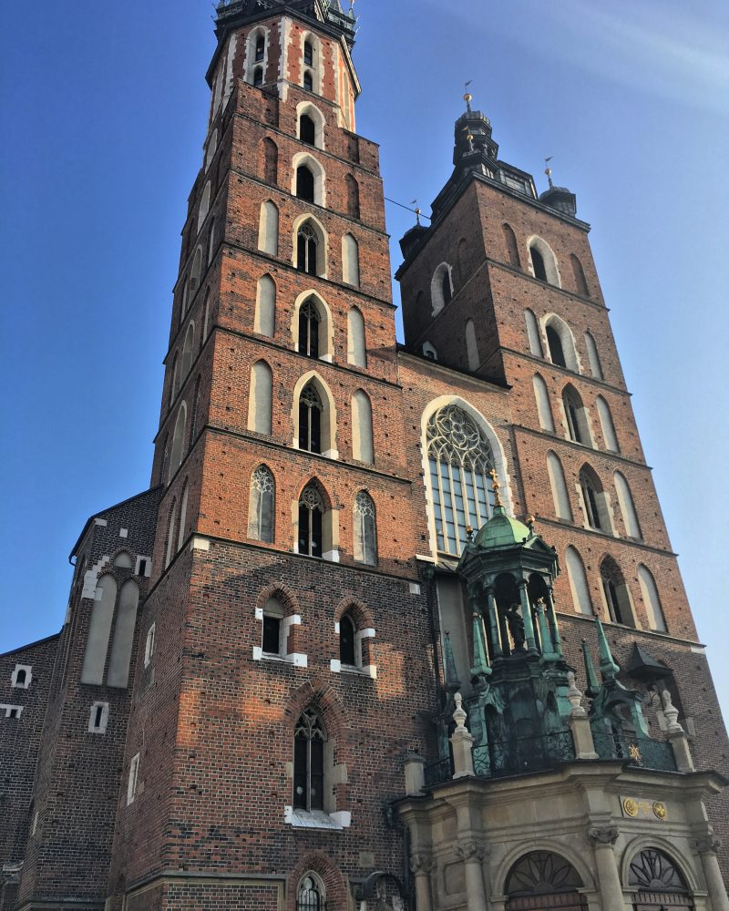 St Mary's Basilica, an important building and one of the things you must see on your 3 day Krakow trip