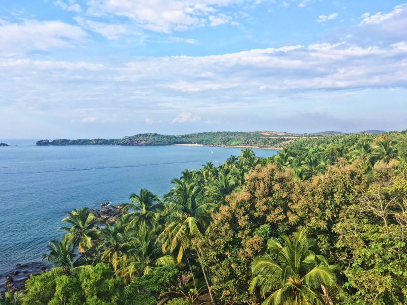 Exploring Cabo de Rama Fort in Goa | Wales To Wherever