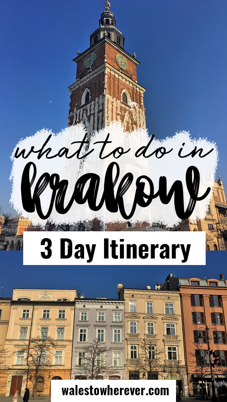 What to do, eat and see on your 3 day trip to Krakow, Poland. Including the Stare Miasto, Auschwitz and Schindler's Factory museum.