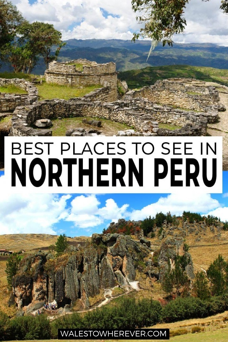 10 incredible things to do in Northern Peru, completely off the beaten track. From interesting museums to jaw-dropping waterfalls, ancient ruins pre-dating Machu Picchu to some of Peru's most beautiful beaches, Northern Peru should be on your radar! Read now to find out more. #travel #southamerica #peru #traveldestinations #travelguide