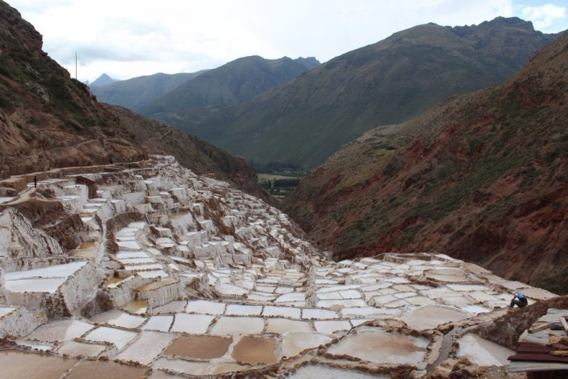 the salt mines of Maras are one of the most popular things to do in the Sacred Valley
