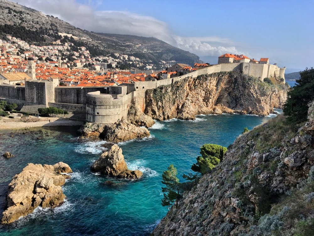 10 Game Of Thrones Filming Locations In Dubrovnik Wales To
