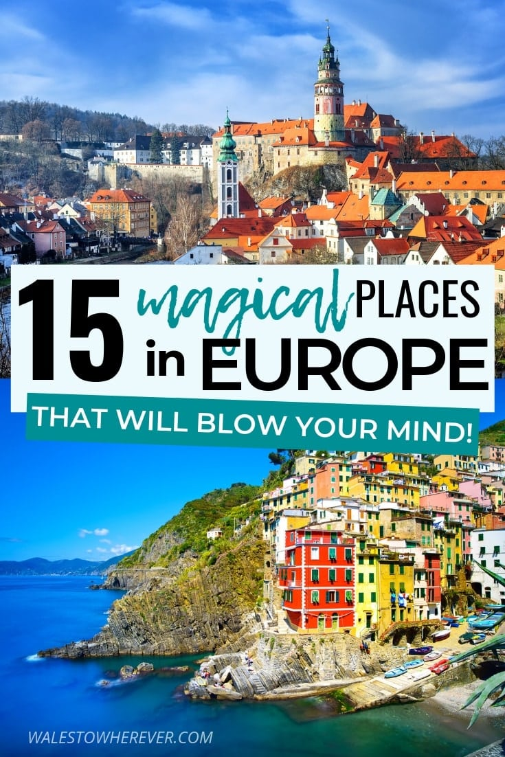 15 Picture-Perfect Places in Europe That are Bound to